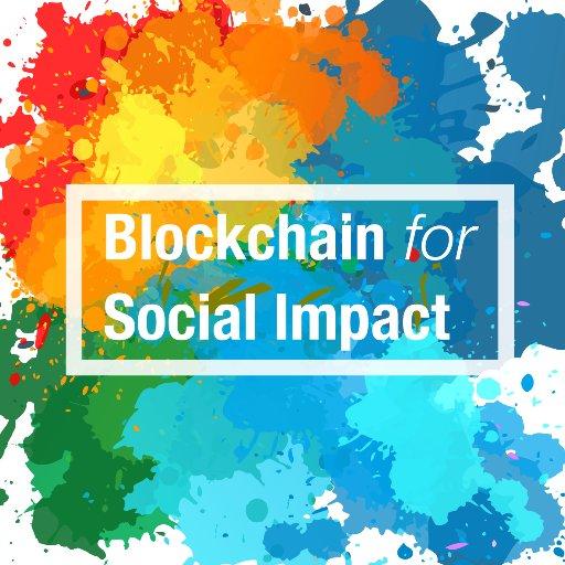 Blockchain for Social Impact Coalition