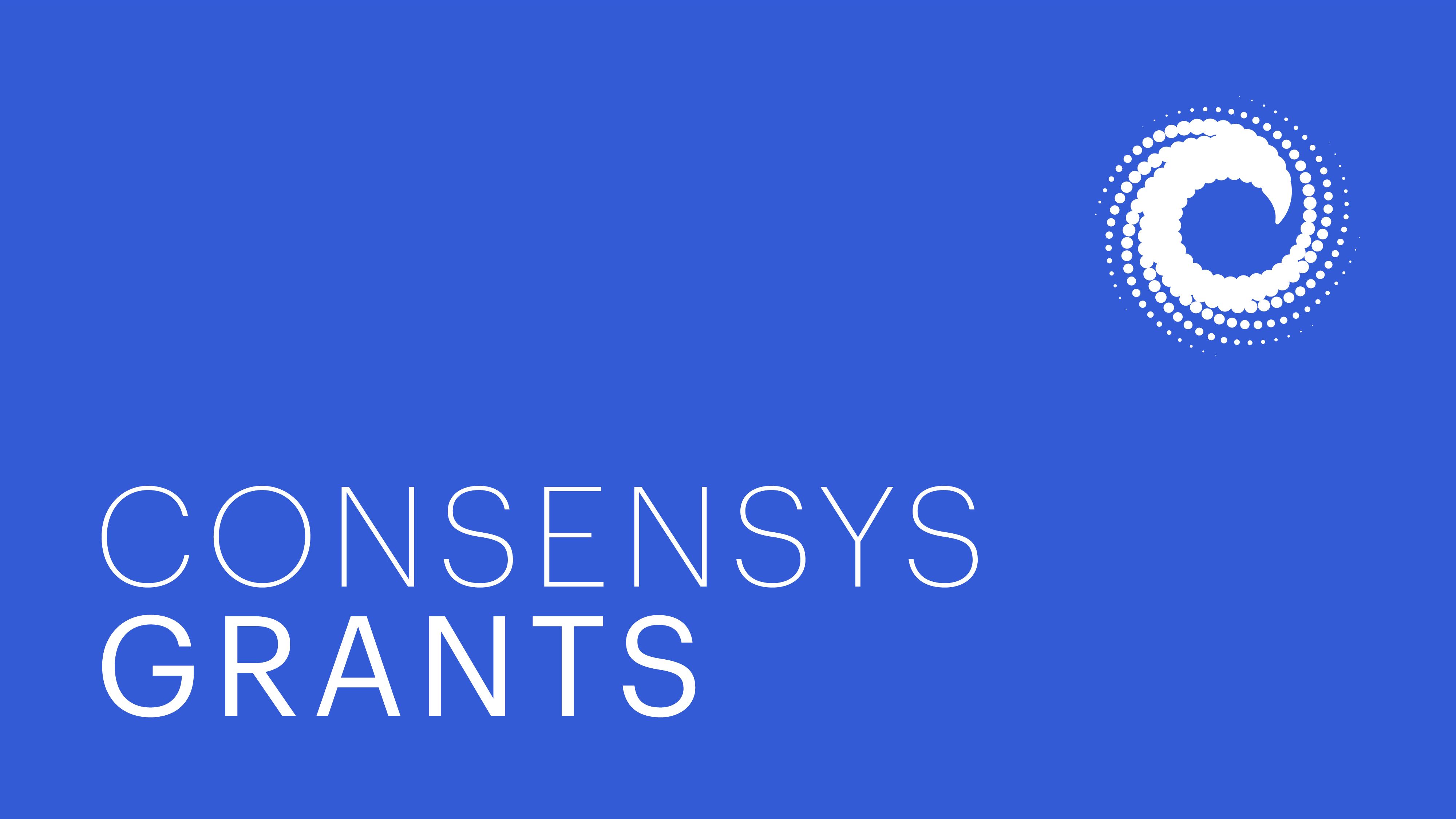 ConsenSys Grants