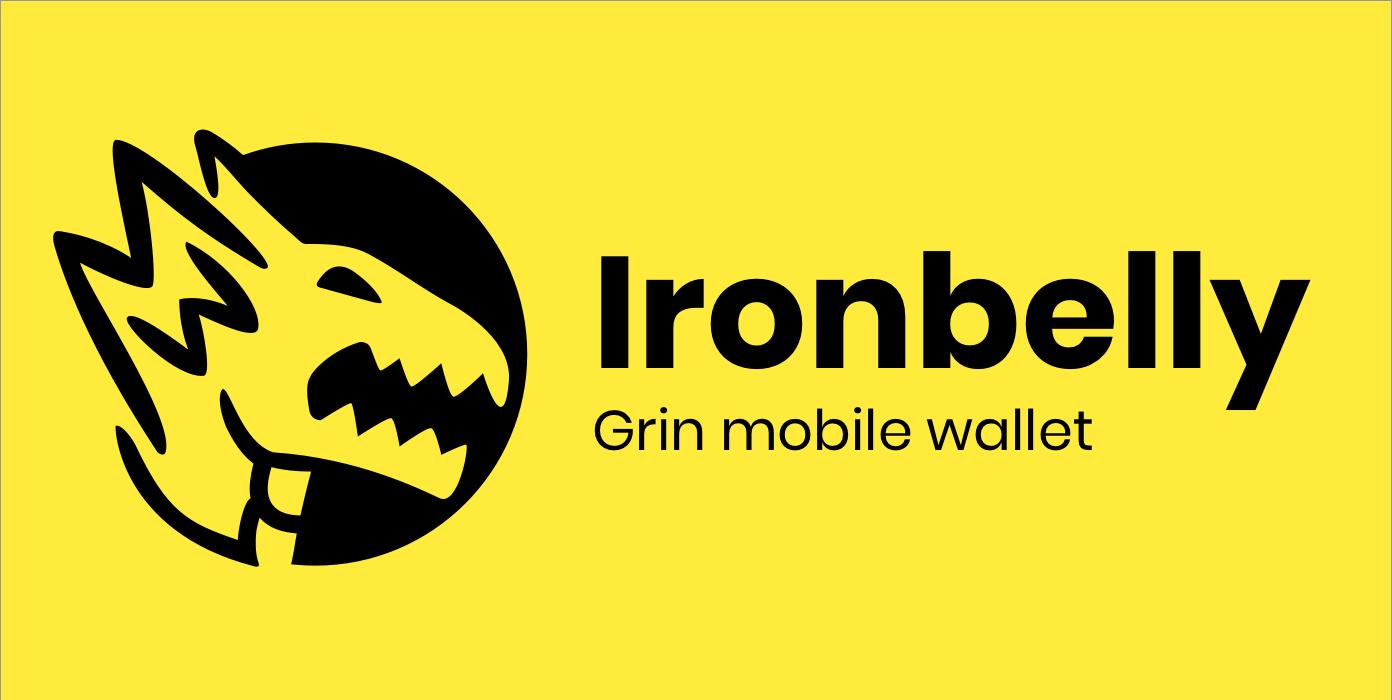 Ironbelly - Grin mobile wallet   Gitcoin